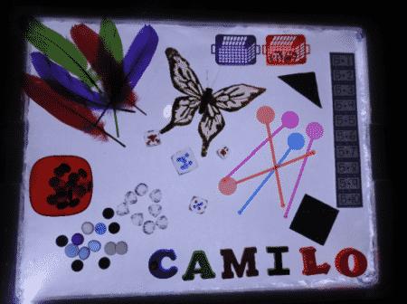 Lee más sobre el artículo Caja de Luz Educativa Casera