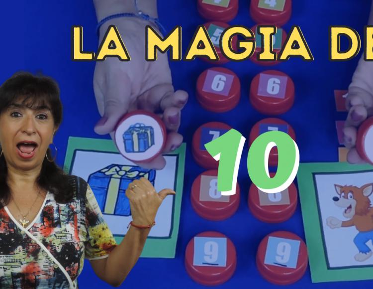 La Magia del 10